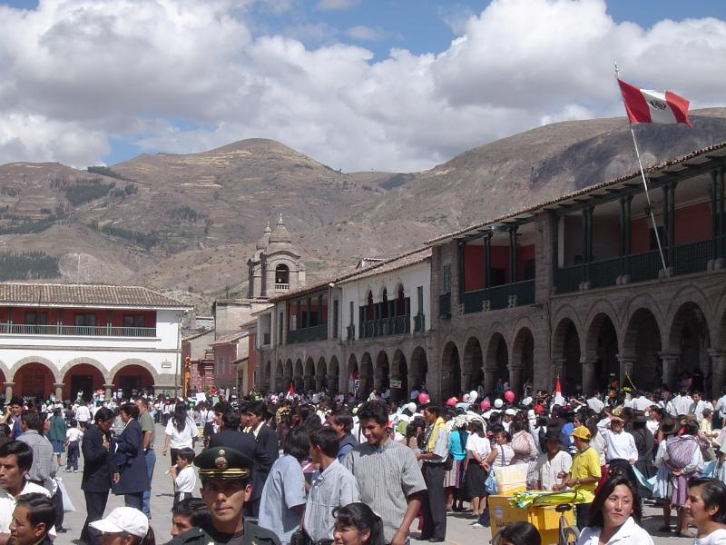 The Beautiful City of Ayacucho