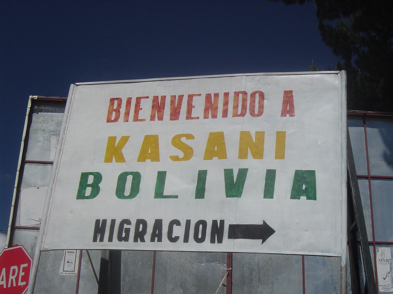 Lessons Learned From a Border Crossing!